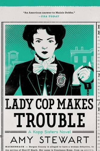 Lady CopMakesTrouble