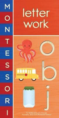 Montessori:LetterWork