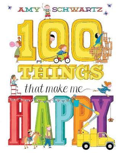 100 Things That MakeMeHappy