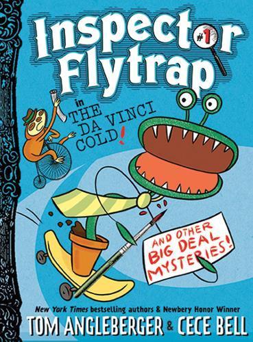 Inspector Flytrap(Book#1)