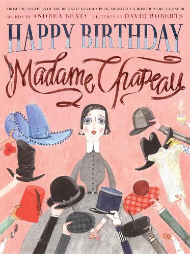 Happy Birthday,MadameChapeau