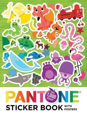 Pantone: Sticker BookwithPosters