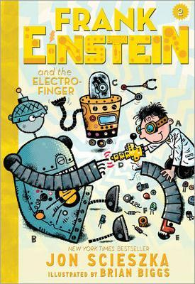 Frank Einstein Book 2