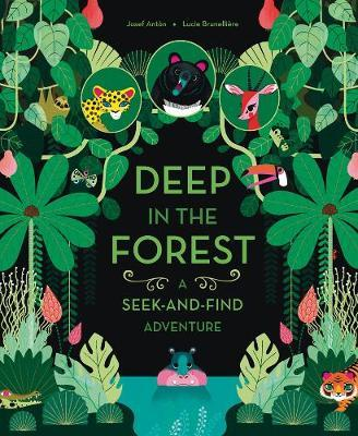 Deep in the Forest: ASeek-and-FindAdventure