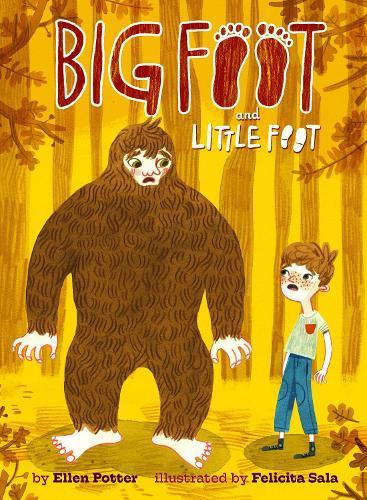 Big Foot & Little Foot (Book #1)