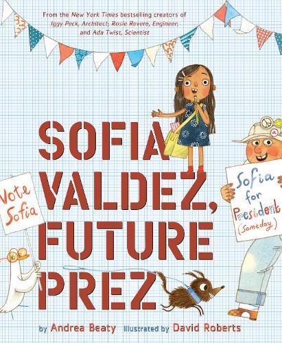Sofia Valdez,FuturePrez
