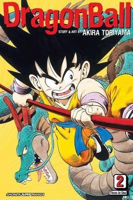 Dragon Ball (VIZBIG Edition), Vol. 2