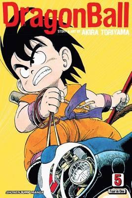 Dragon Ball (VIZBIG Edition), Vol. 5
