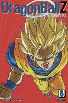 Dragon Ball Z (VIZBIG Edition), Vol. 5