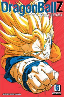 Dragon Ball Z (VIZBIG Edition), Vol. 6