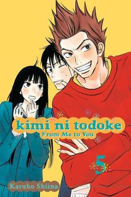 Kimi ni Todoke: From Me to You,Vol.5