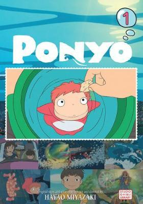 Ponyo FilmComic