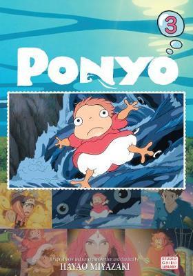 Ponyo Film Comic,Vol.3