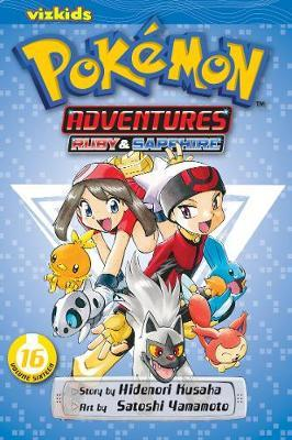 Pokemon Adventures (Ruby and Sapphire), Vol. 16