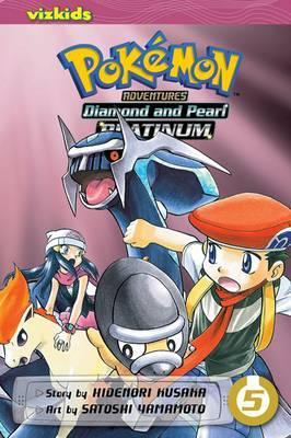 Pokemon Adventures: Diamond and Pearl/Platinum,Vol.5