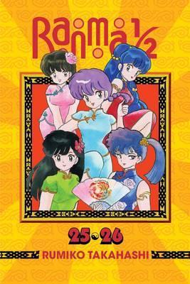 Ranma 1/2 (2-in-1 Edition), Vol. 13: Includes Volumes 25&26