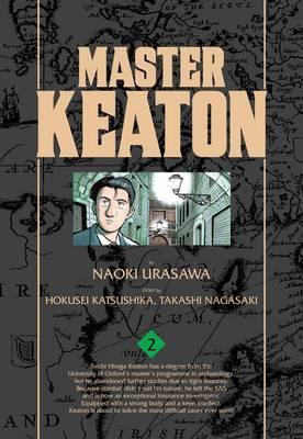 Master Keaton,Vol.2
