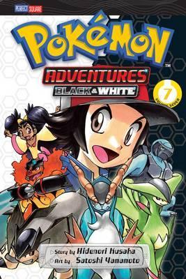 Pokemon Adventures: Black and White, Vol. 7