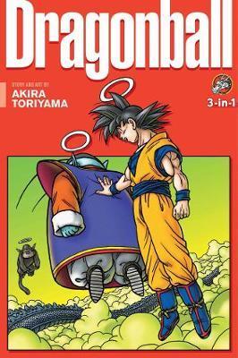 Dragon Ball (3-in-1 Edition), Vol. 12: Includes vols. 34, 35 & 36
