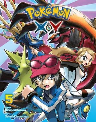 Pokemon X*Y, Vol. 5