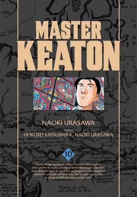Master Keaton,Vol.10