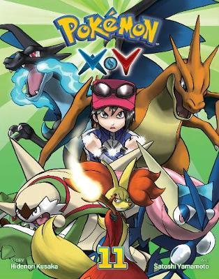 Pokemon X*Y, Vol. 11