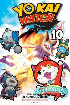 YO-KAI WATCH,Vol.10