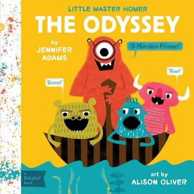 Little Master Homer: The Odyssey - A Monsters Primer