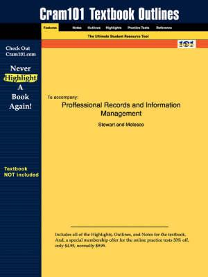 Studyguide for Professional Records and Information Management by Melesco, Stewart &,ISBN9780078227790