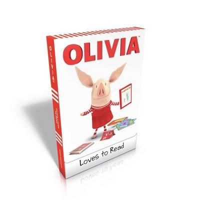 Olivia Loves to Read: Olivia Trains Her Cat; Olivia and Her Ducklings; Olivia Takes a Trip; Olivia and the Snow Day; Olivia Plants a Garden; OliviaGoesCamping