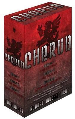 Cherub: The Recruit; The Dealer;MaximumSecurity