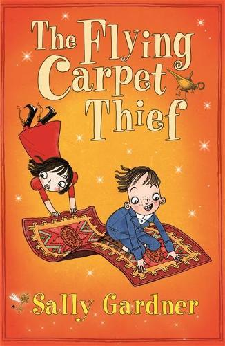 The Fairy Detective Agency: The FlyingCarpetThief