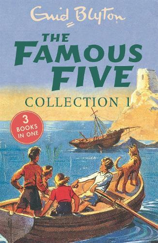 The Famous Five Collection 1:Books1-3