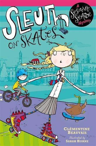 Sesame Seade Mysteries: Sleuth on Skates:Book1