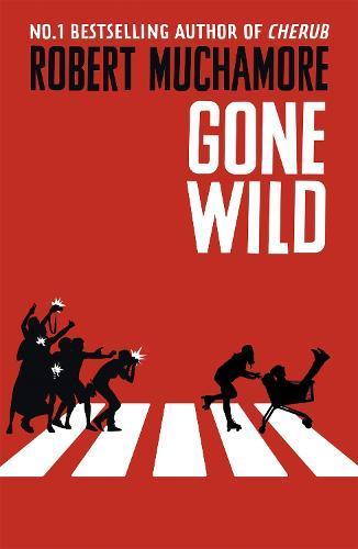 Gone Wild (Rock War,Book3)