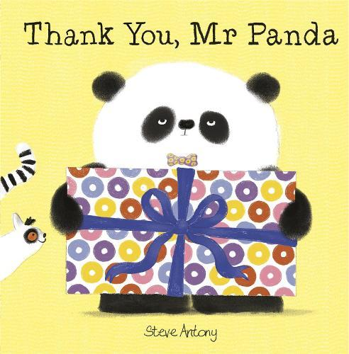 Thank You,MrPanda