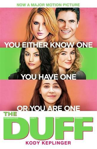 Hamilton High: The DUFF: Movie Tie-in