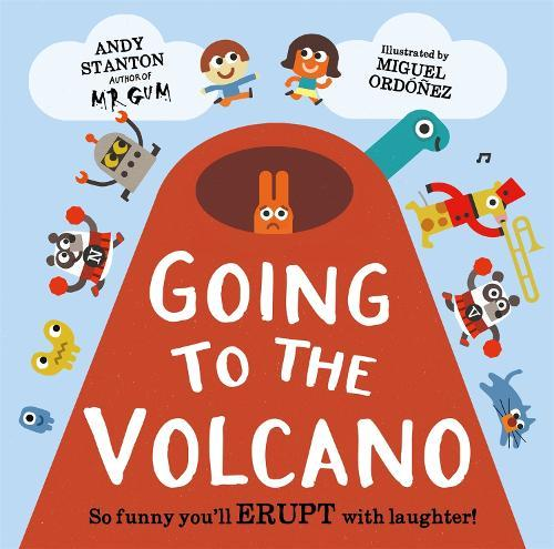 Going to the Volcano