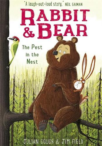 Rabbit and Bear: The Pest in the Nest