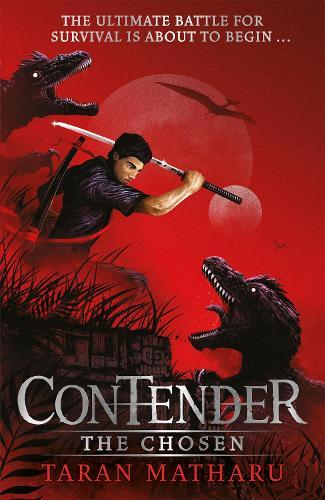 Contender (The Chosen,Book1)
