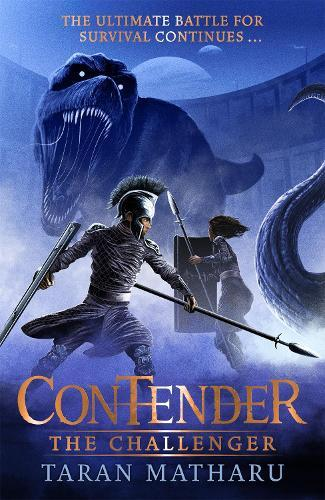 Contender (The Challenger,Book2)