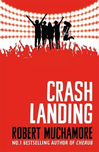 Crash Landing (Rock War,Book4)