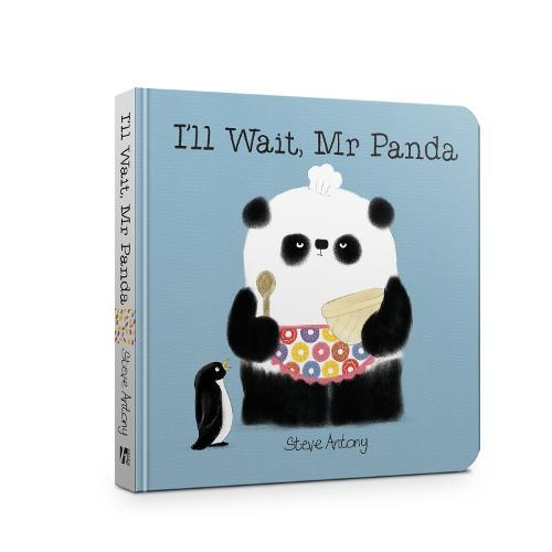 I'll Wait, Mr PandaBoardBook