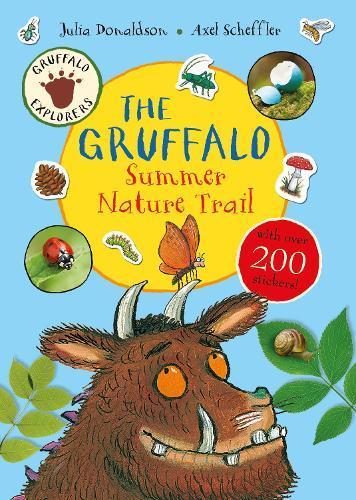 Gruffalo Explorers: The GruffaloNatureTrail