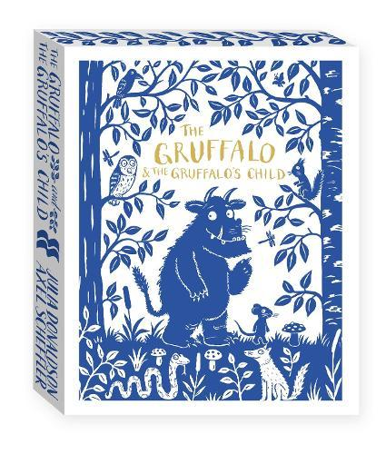 The Gruffalo and The Gruffalo's ChildGiftSlipcase