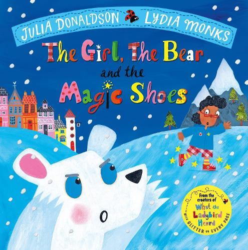 The Girl, the Bear and theMagicShoes