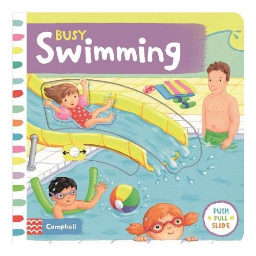 BusySwimming