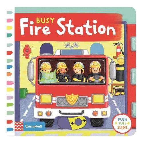 BusyFireStation