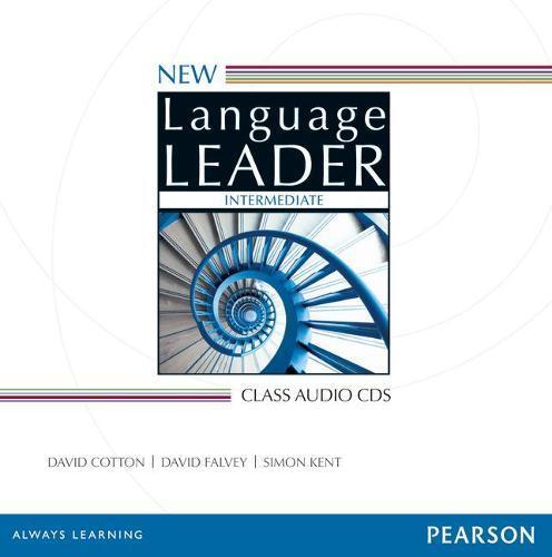 New Language Leader Intermediate Class CD(2CDs)