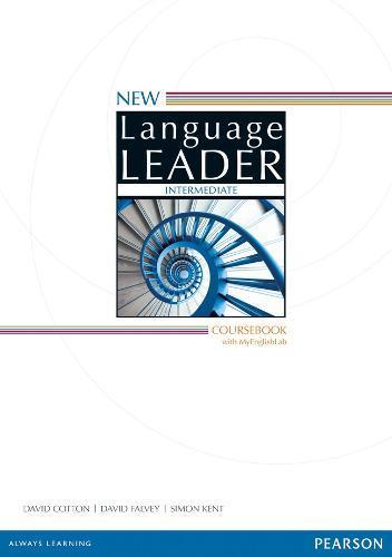 New Language Leader Intermediate Coursebook withMyEnglishLabPack